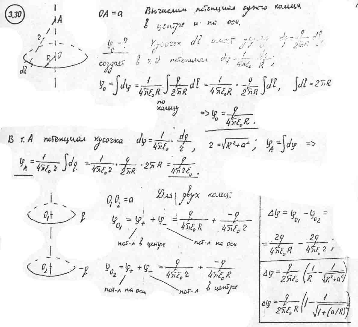 Решения задач на тему электродинамика программы для решения задач по электротехнике